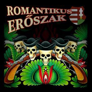 ROMANTIKUS ERŐSZAK (KEMÉNYMAG) - CD+DVD -