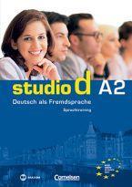 STUDIO D A2 - DEUTSCH ALS FREMDSPRACHE - SPRACHTRAINING (MAGYAR KIAD.)