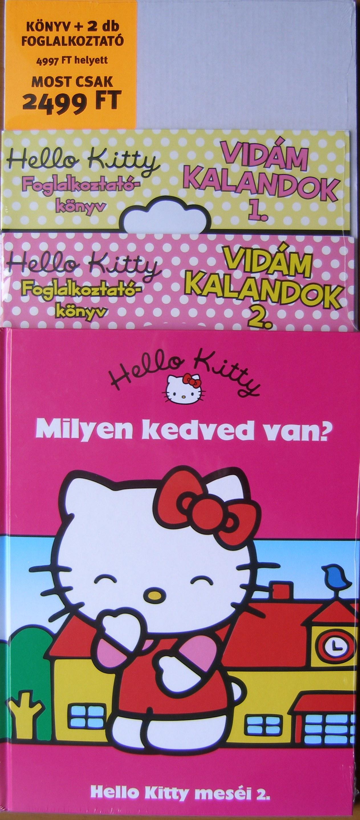 HELLO KITTY - RAJONGÓI CSOMAG 9.