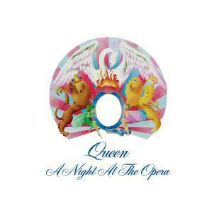 - A NIGHT AT THE OPERA - QUEEN - CD -