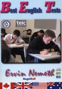 BEST ENGLISH TESTS (TELC, ECL, A2,B1,B2)