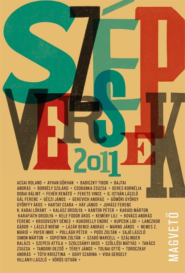 SZÉP VERSEK 2011. -