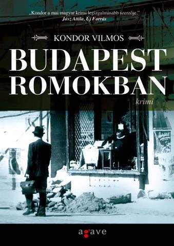BUDAPEST ROMOKBAN - KRIMI