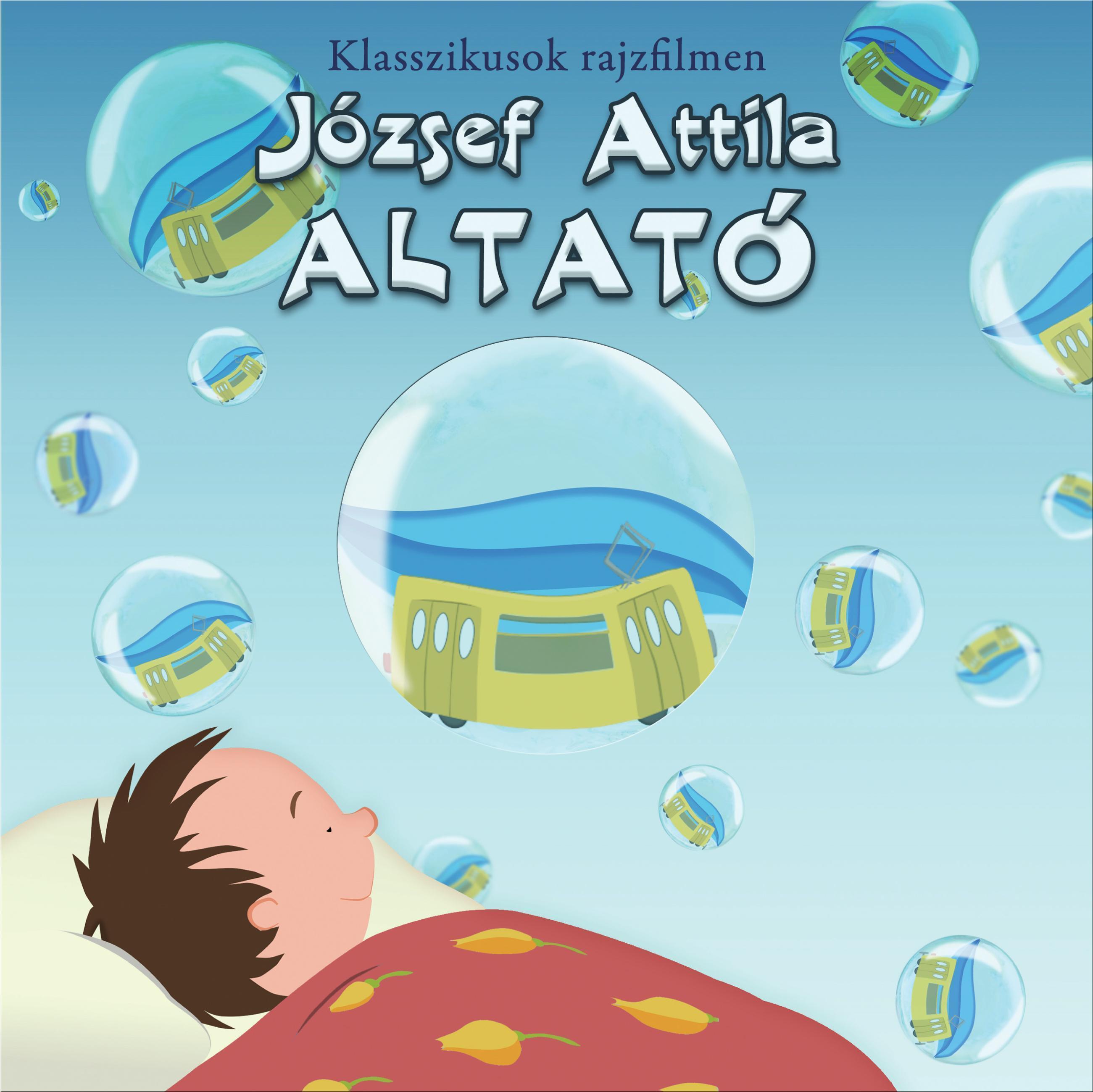 ALTATÓ - KLASSZIKUSOK RAJZFILMEN - DVD-VEL