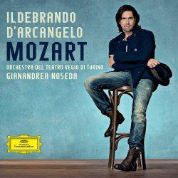 - ILDEBRANDO D'ARCANGELO - MOZART (ÁRIÁK) - CD -