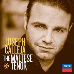 - THE MALTESE TENOR - JOSEPH CALLEJA - CD -