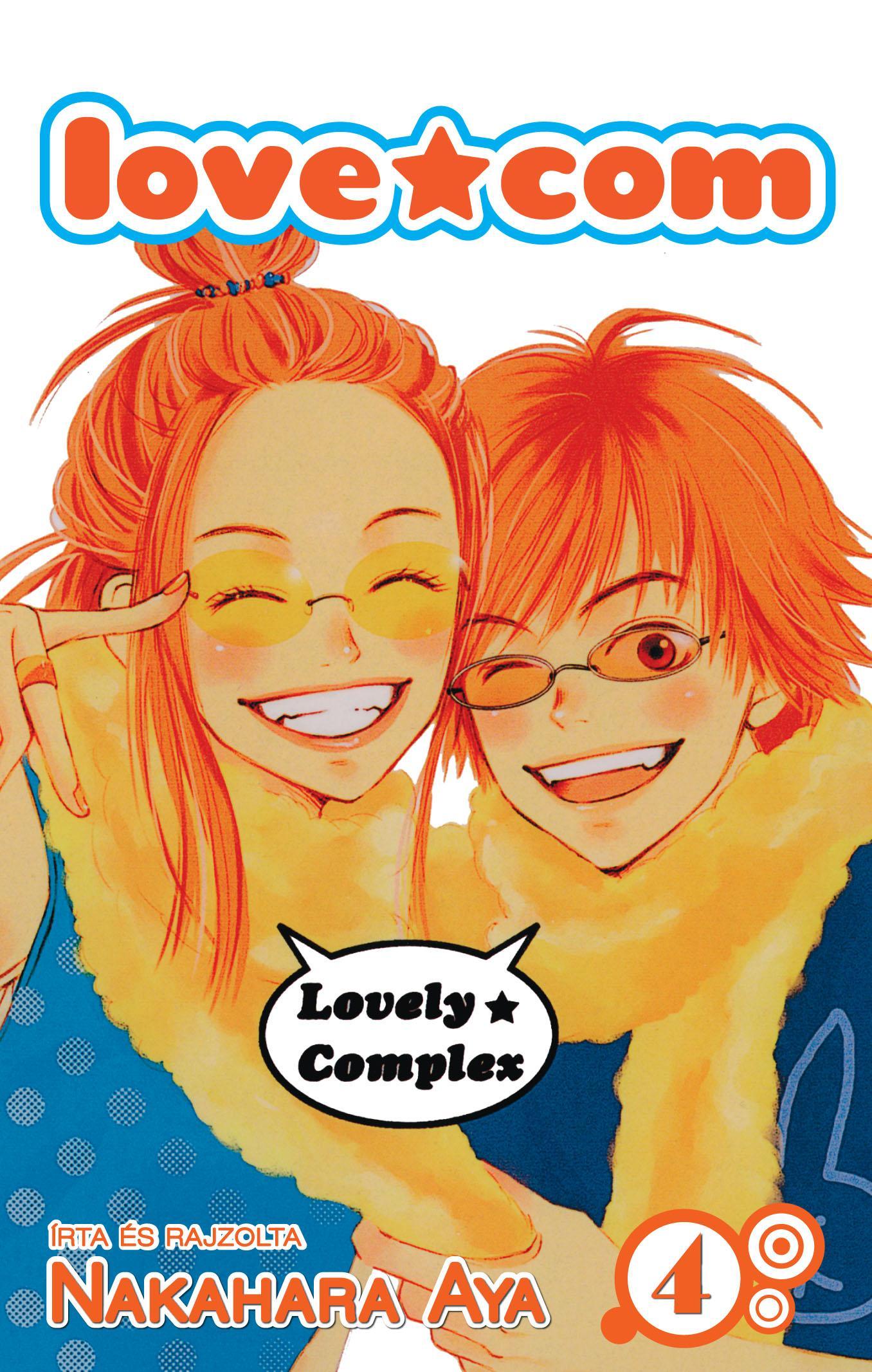 LOVE*COM - 4. KÖTET