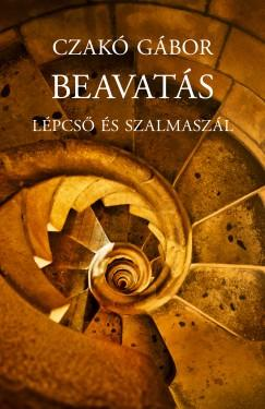 BEAVATÁS - LÉPCSŐ ÉS SZALMASZÁL
