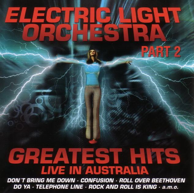 - ELECTRIC LIGHT ORCHESTRA 2. - GREATEST HITS - CD -