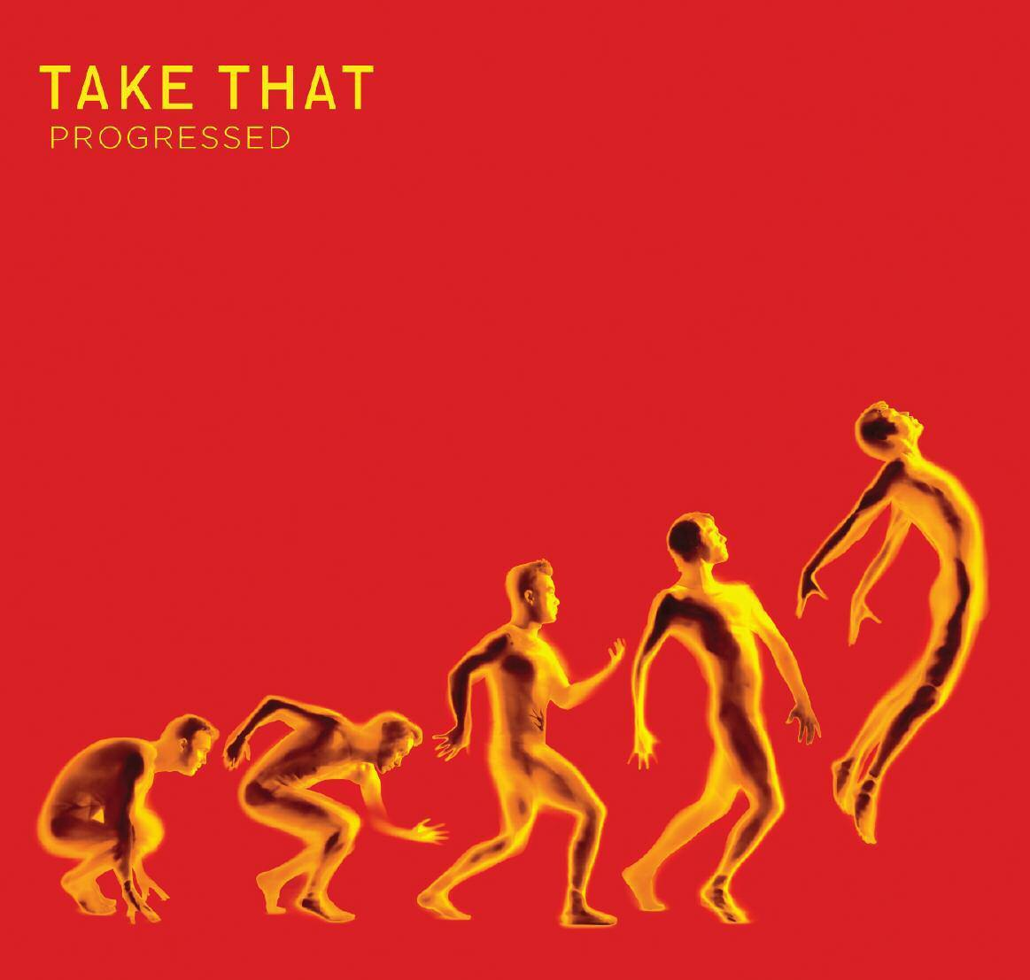 - TAKE THAT - PROGRESSED - CD -