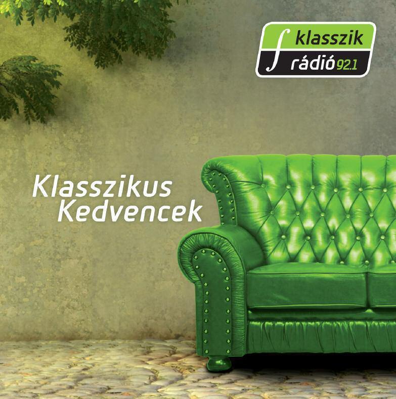 KLASSZIKUS KEDVENCEK - KLASSZIK RÁDIÓ - CD -