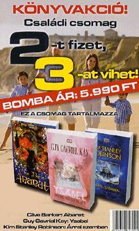 CSALÁDI CSOMAG (METROPOLIS M.) III. - ABARAT, YSABEL, ÁRRAL SZEMBEN
