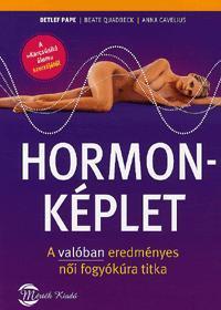 HORMONKÉPLET - A VALÓBAN EREDMÉNYES NÕI FOGYÓKÚRA TITKA