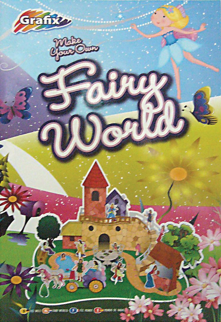 FAIRY WORLD (KASTÉLY MODELLKÖNYV)