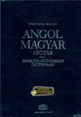 ANGOL-MAGYAR SZÓTÁR + NET (BÕRKÖTÉSBEN)