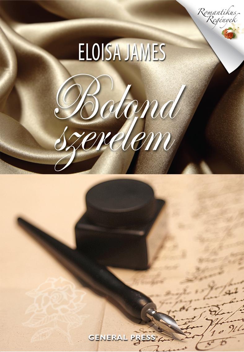 BOLOND SZERELEM - Romantikus regényes