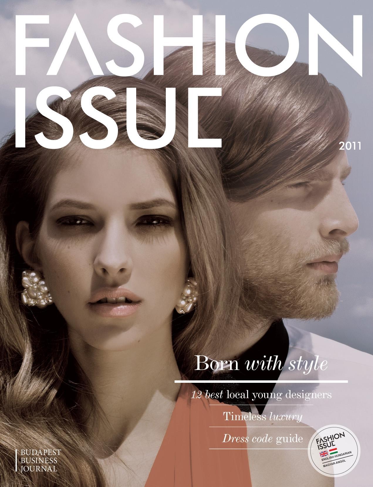 FASHION ISSUE 2011