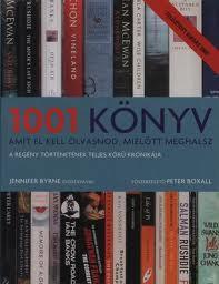 1001 KÖNYV, AMIT EL KELL OVASNOD, MIELÕTT MEGHALSZ