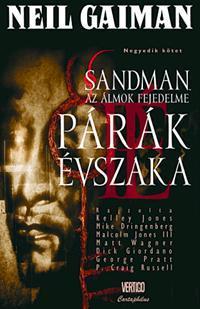 SANDMAN: AZ ÁLMOK FEJEDELME - PÁRÁK ÉVSZAKA - KÉPREGÉNY 4.