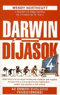 DARWIN-DÍJASOK 4. - AZ EMBERI EVOLUCIÓ FENEGYEREKEI