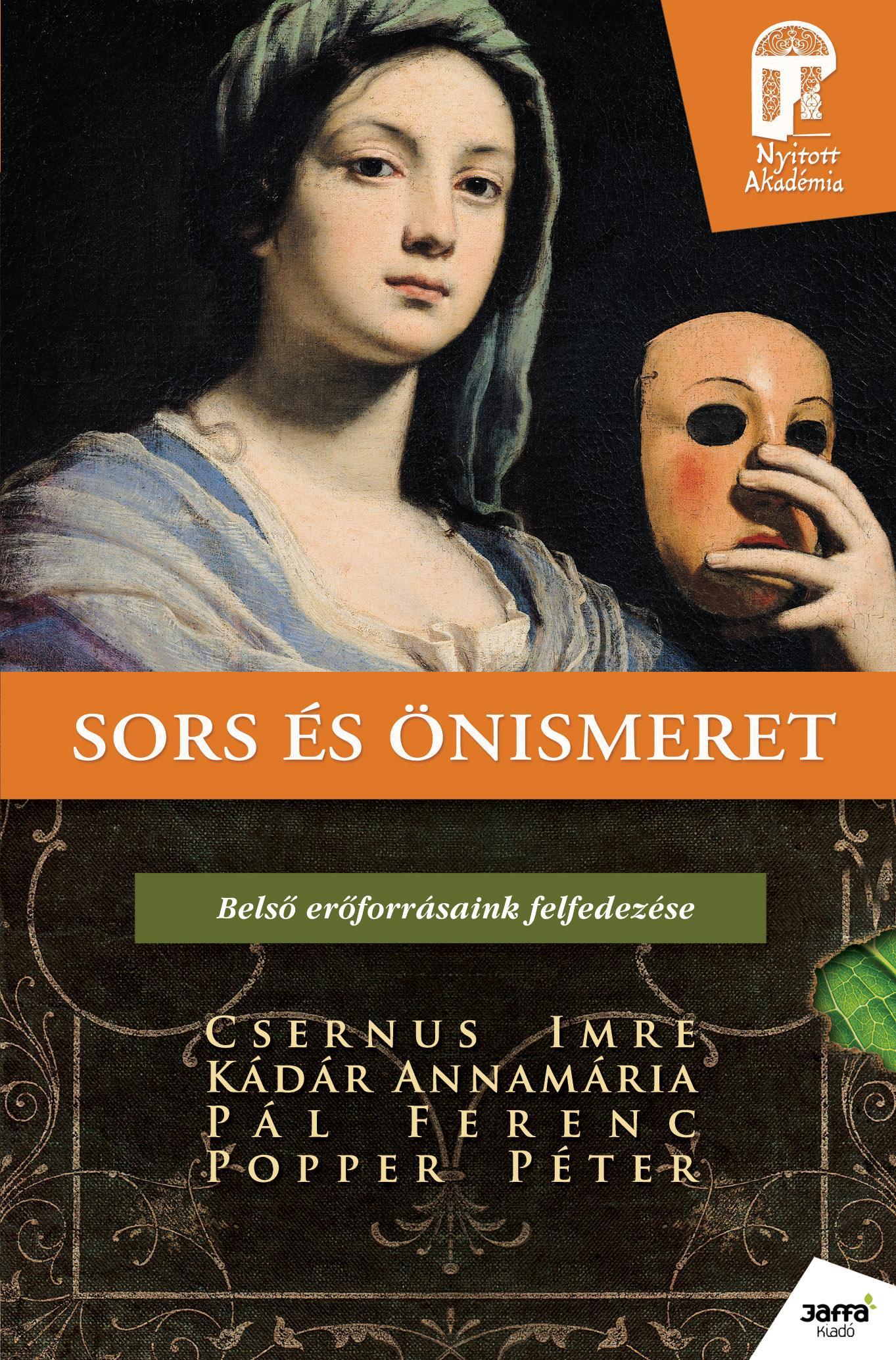 SORS ÉS ÖNISMERET - ÚJ BORÍTÓ