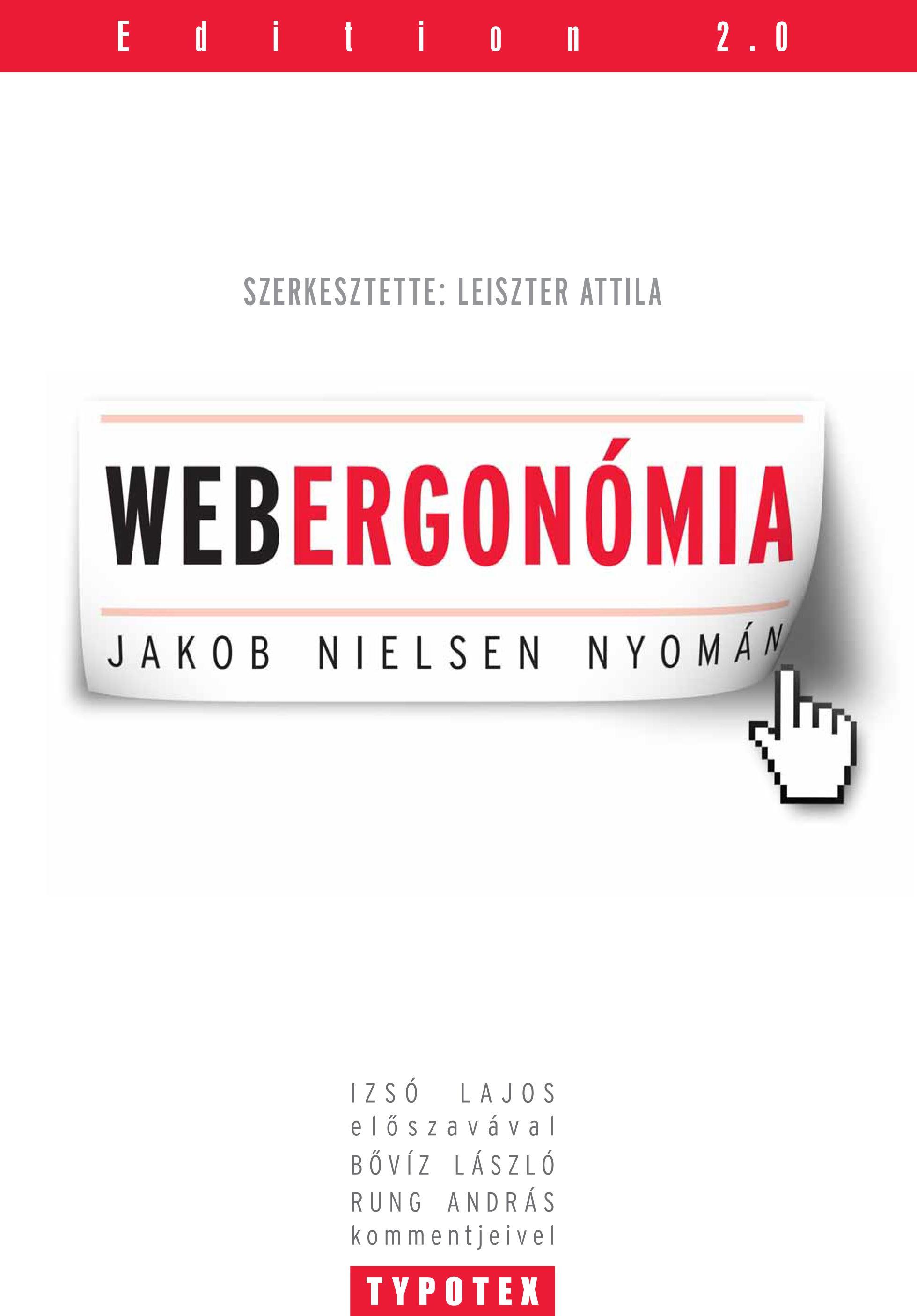 - WEBERGONÓMIA - JAKOB NIELSEN NYOMÁN