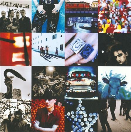 - U2 - ACHTUNG BABY - CD -