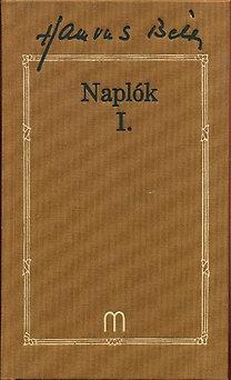 NAPLÓK I-II. (HAMVAS BÉLA 23.-24.)