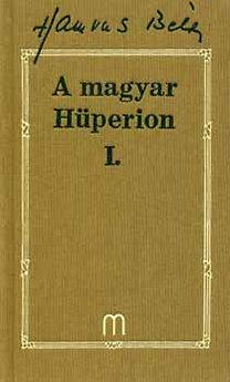 A MAGYAR HÜPERION I-II. - 15-16. -