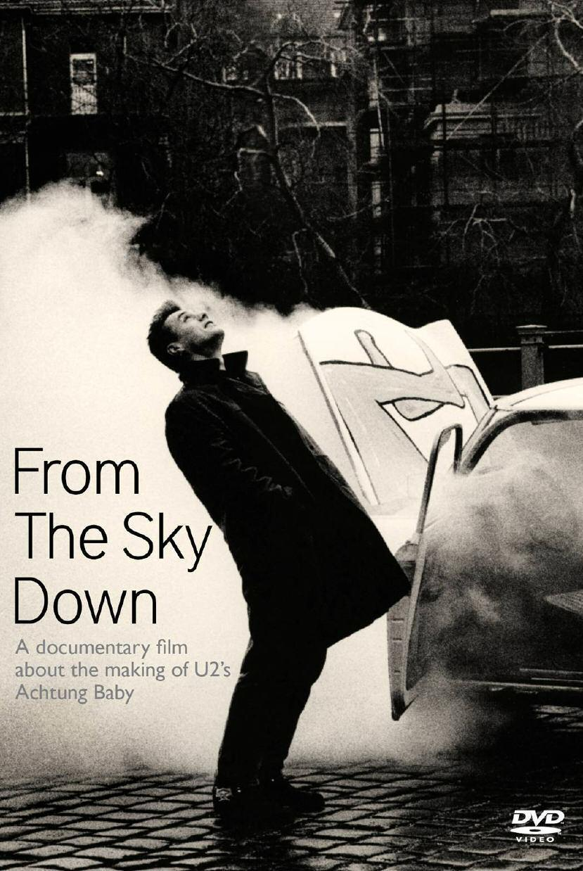 FROM THE SKY DOWN - DVD -