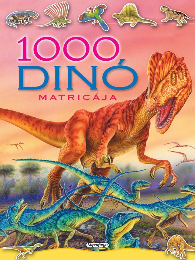 1000 DINÓ MATRICÁJA