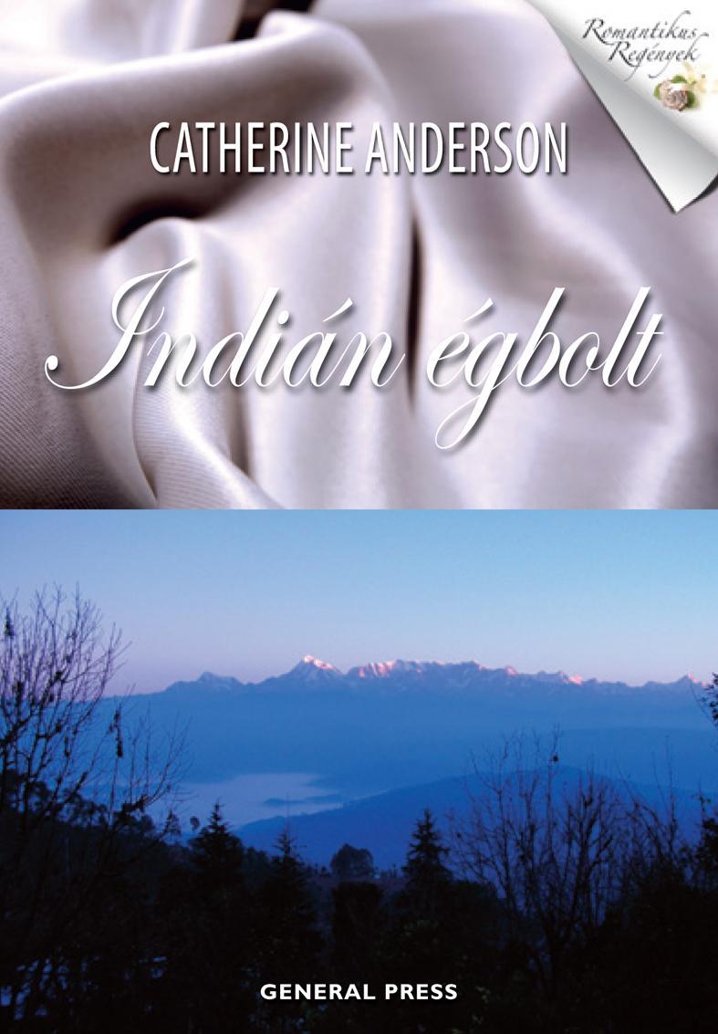 ANDERSON, CATHERINE - INDIÁN ÉGBOLT -