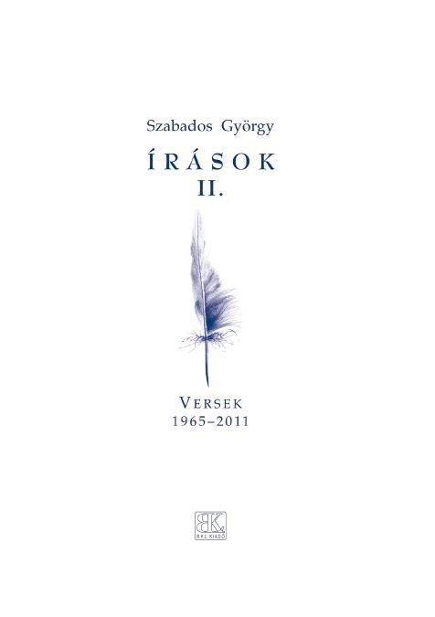 ÍRÁSOK II. - VERSEK 1965-2011