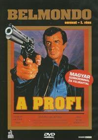 - A PROFI - JEAN-PAUL BELMONDO SOROZAT 1. RÉSZ - DVD -