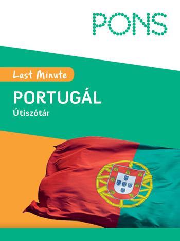 PONS - LAST MINUTE ÚTISZÓTÁR PORTUGÁL - ÚJ