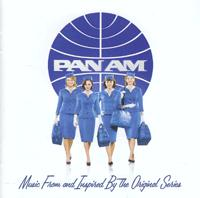 PAN AM: MUSIC FROM AND INSPIRED BY THE ORIGINAL SERIES - CD