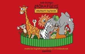- MÓKAFÜZET - ÁLLATKERTI FEJTÖRŐK