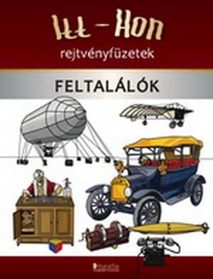FELTALÁLÓK - ITT-HON REJTVÉNYFÜZETEK