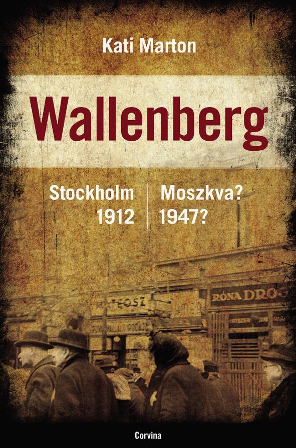 WALLENBERG - STOCKHOLM 1912-MOSZKVA? 1947?