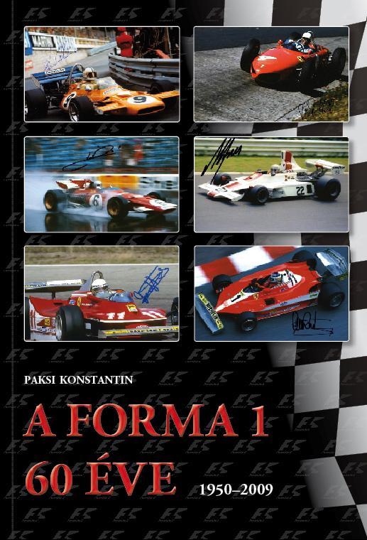 A FORMA 1 60 ÉVE - 1950-2009