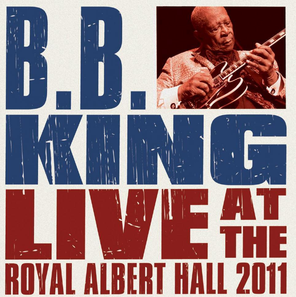 LIVE AT THE ROYAL ALBERT HALL 2011 - B.B. KING - CD -