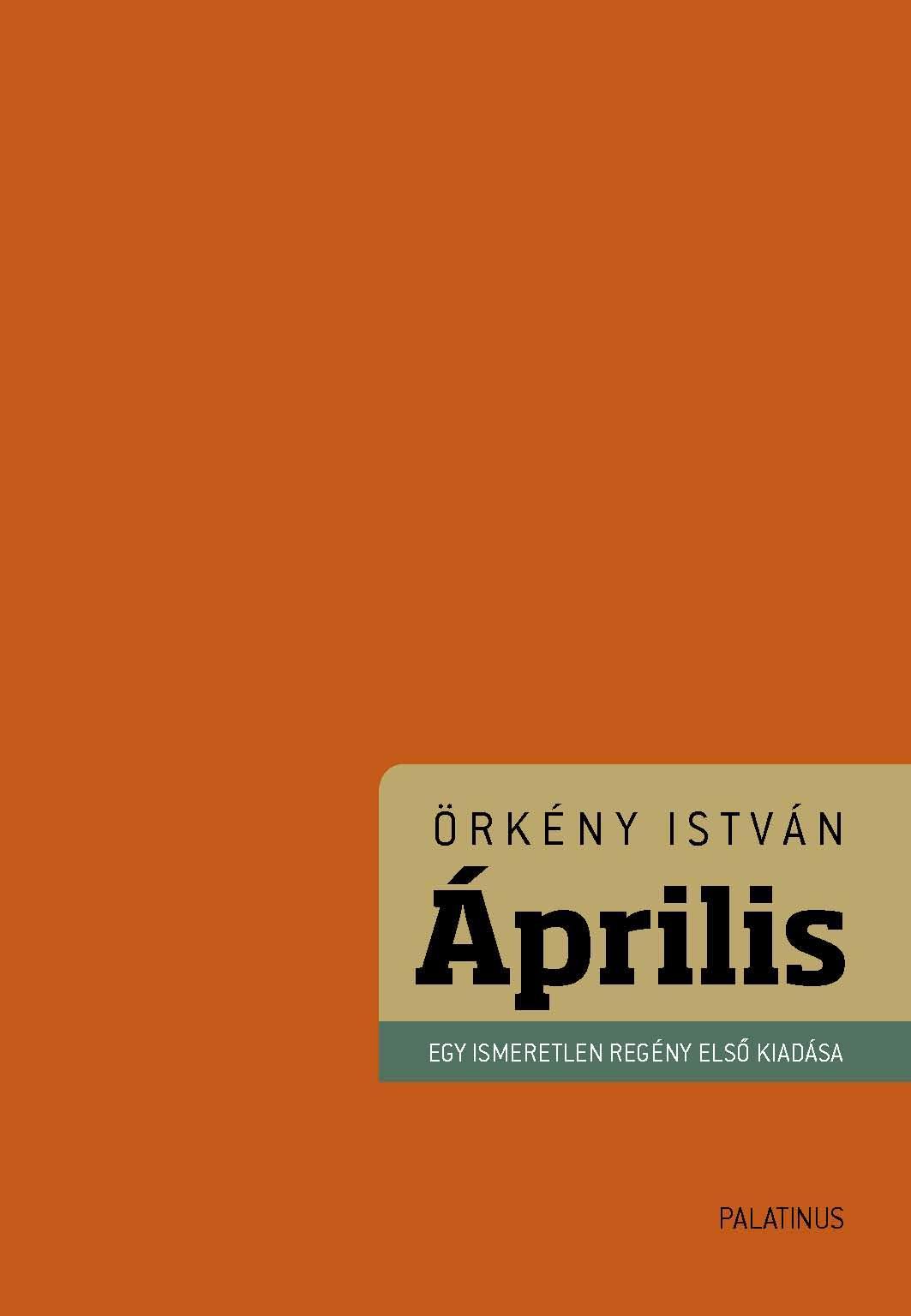 ÁPRILIS (KARTONÁLT)