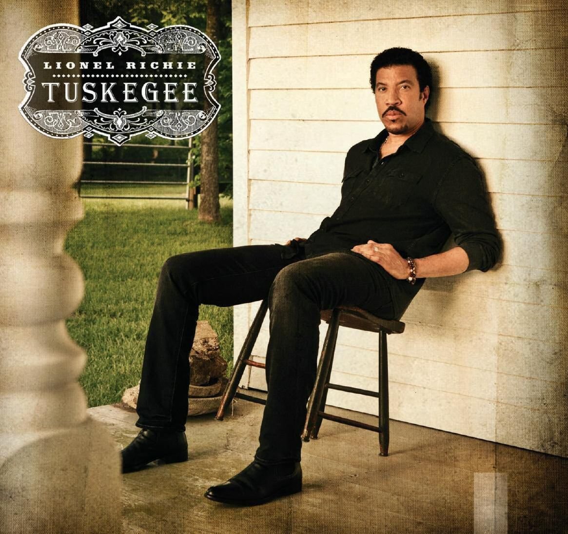 - TUSKEGEE - LIONEL RICHIE - CD -