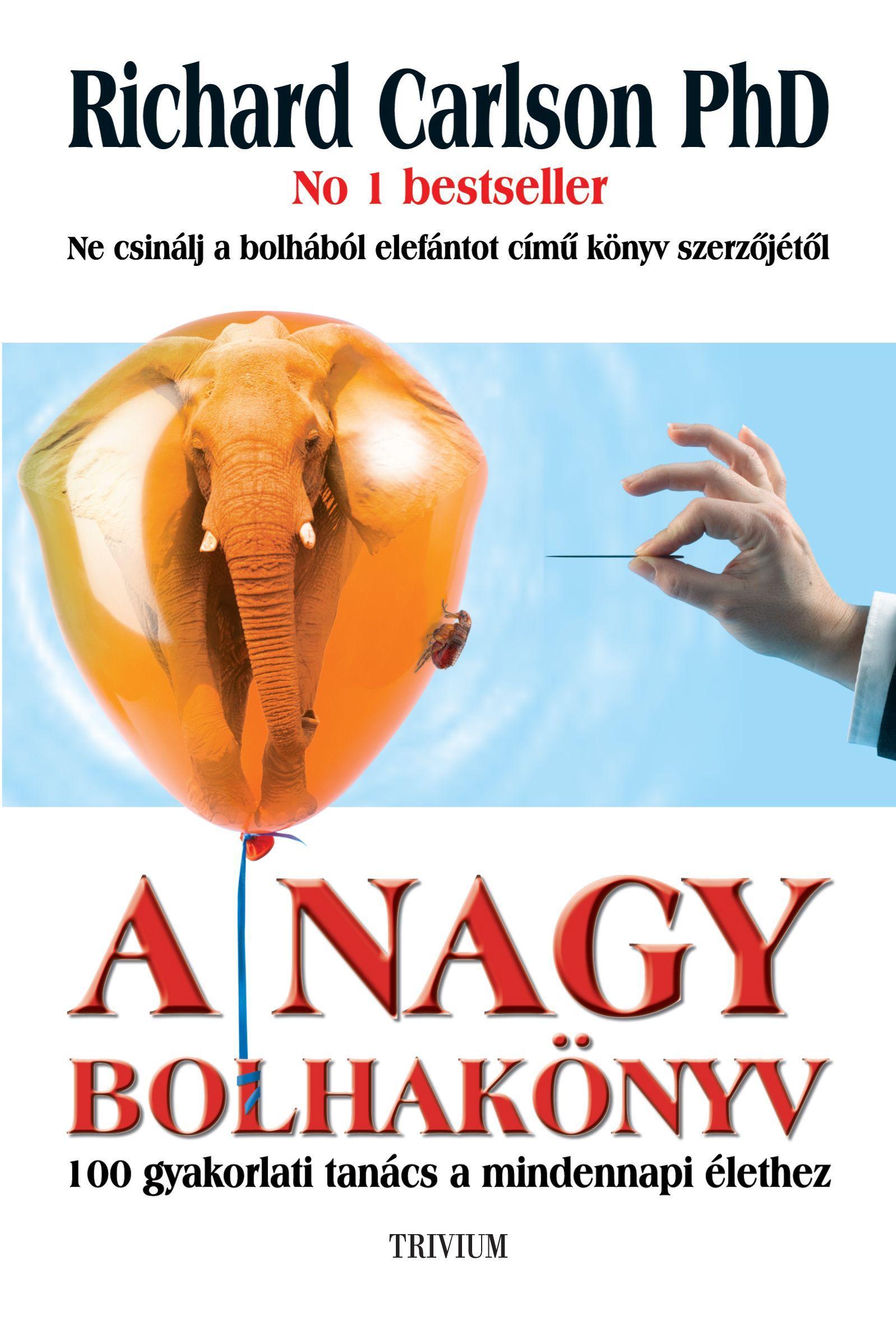 A NAGY BOLHAKÖNYV - 100 GYAKORLATI TANÁCS A MINDENNAPI ÉLETHEZ