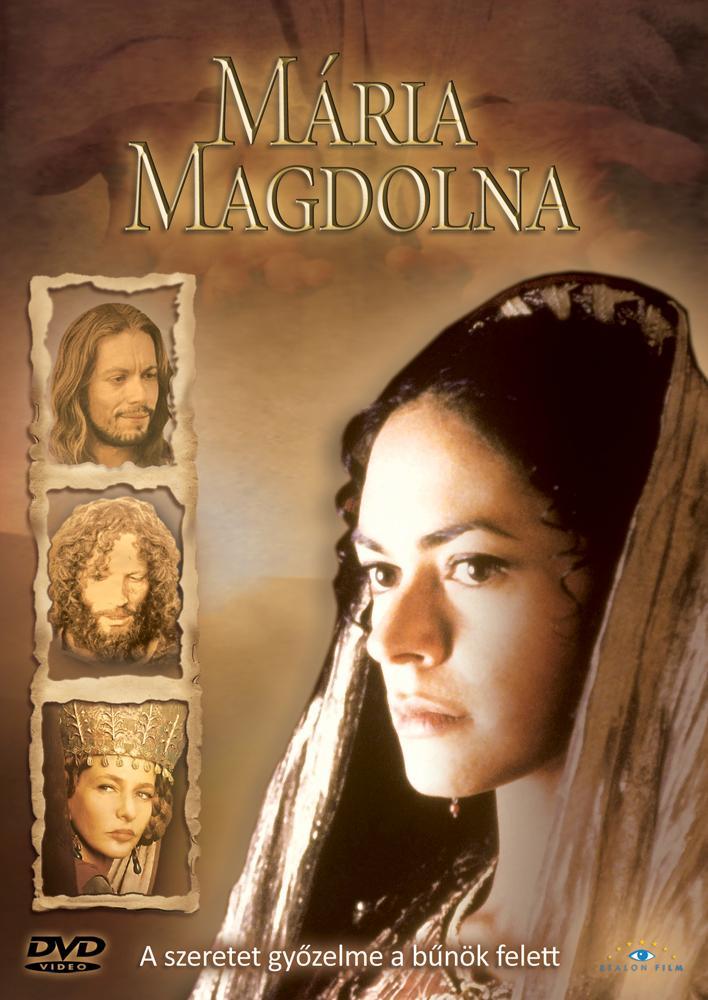 MÁRIA MAGDOLNA - A SZERETET GYŐZELME A BŰNÖK FELETT - DVD -