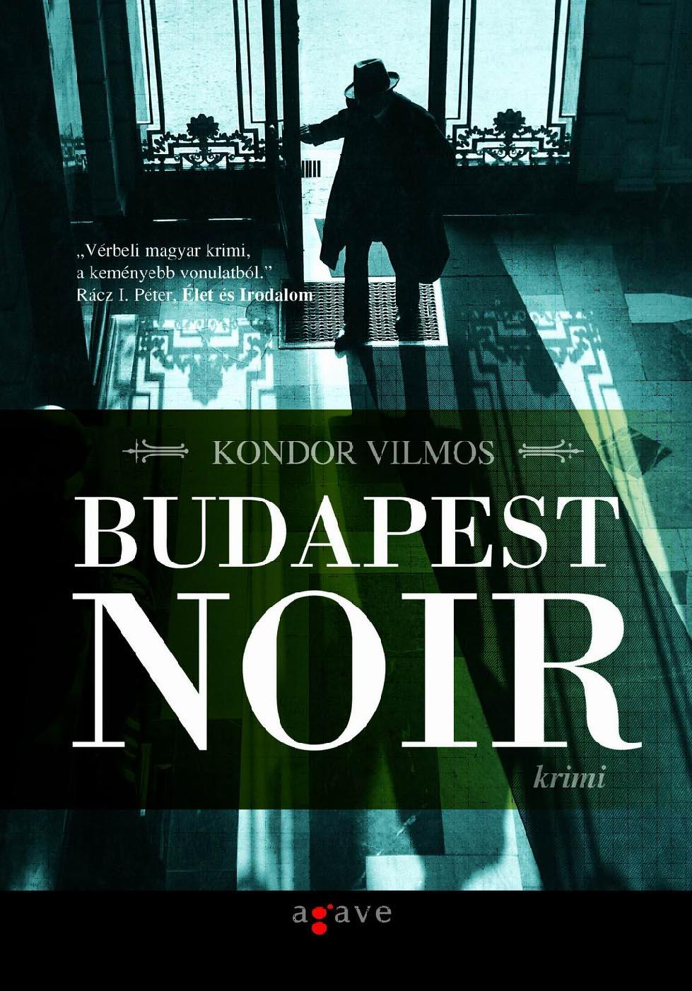 BUDAPEST NOIR (ÚJ!)