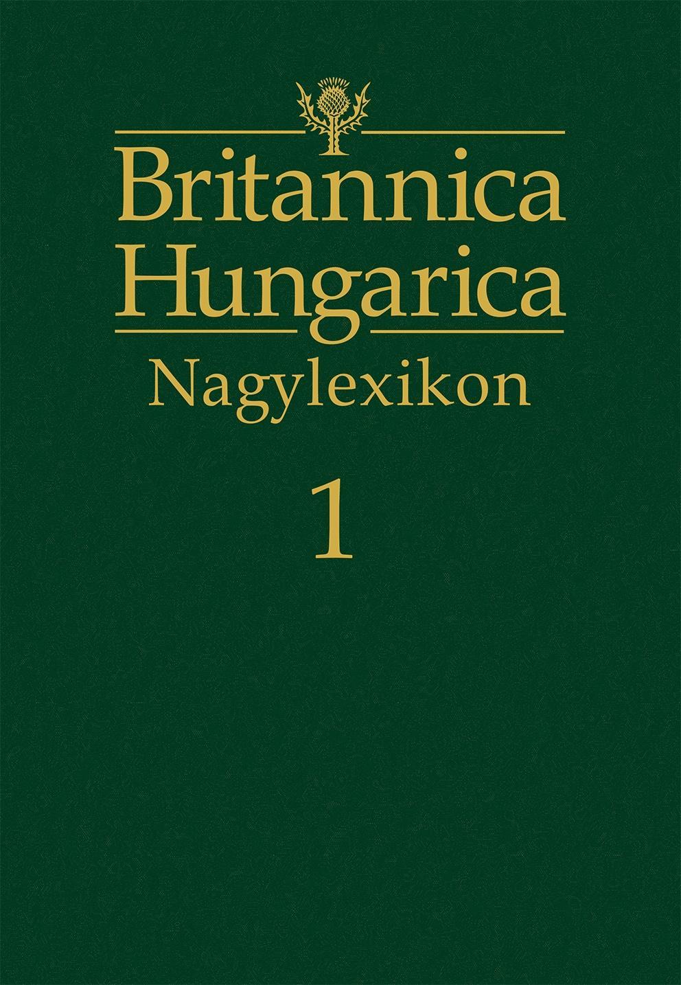 - - BRITANNICA HUNGARICA NAGYLEXIKON - 1.