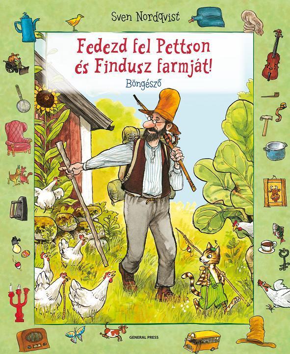 FEDEZD FEL PETTSON ÉS FINDUSZ FARMJÁT! - BÖNGÉSZŐ -