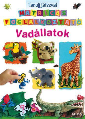 VADÁLLATOK - MATRICÁS FOGL. TANULJ JÁTSZVA!