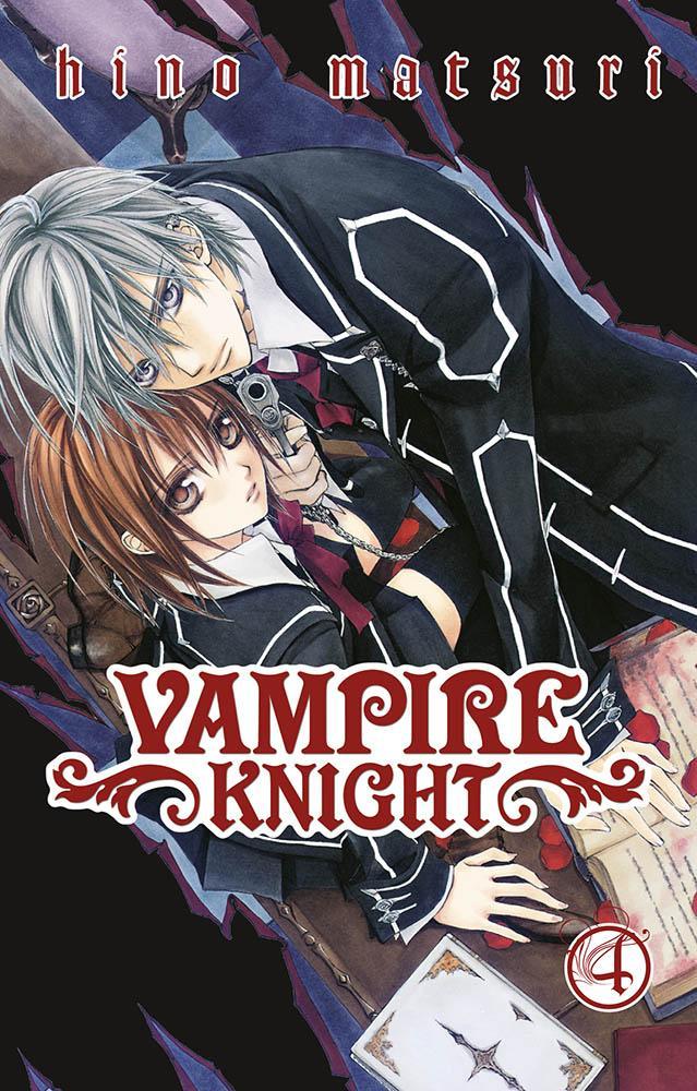 VAMPIRE KNIGHT 4.
